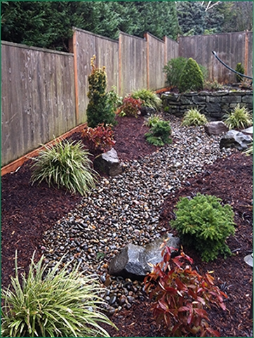 Access here lot info pictures of landscaping dry river for Dry garden designs