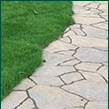 Paving Stones and Lawn Aeration